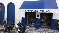 Foto relacionada com a empresa Farmácia Vieira