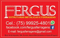 Foto relacionada com a empresa FERGUS ESTRUTURAS METALICAS