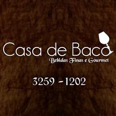Foto relacionada com a empresa Casa de Baco Vinhos