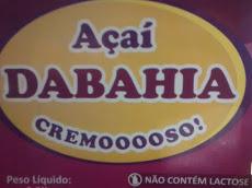 Foto relacionada com a empresa Açaí DABAHIA