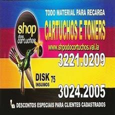 Foto relacionada com a empresa Shop dos Cartuchos