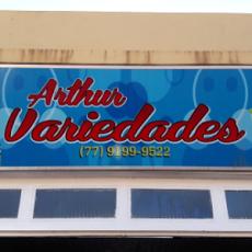 Foto relacionada com a empresa Arthur Variedades
