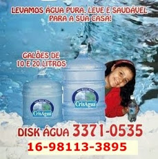 Foto relacionada com a empresa Àgua mineral expressa São Carlos SP