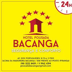 Foto relacionada com a empresa Hotel Pousada Bacanga