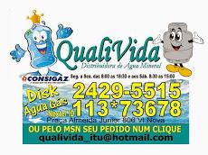 Foto relacionada com a empresa QualiVida Distribuidora de Água Mineral e Gás