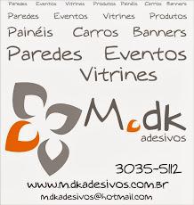 Foto relacionada com a empresa M.DK Adesivos