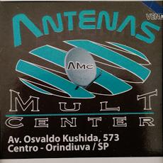 Foto relacionada com a empresa Antenas MultCenter