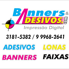 Foto relacionada com a empresa banners e adesivos