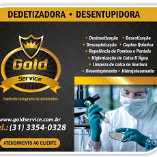 Foto relacionada com a empresa Dedetizadora GOLD SERVICE Controle Integrado de Ambientes