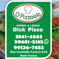 Foto relacionada com a empresa O Pizzaiolo São Manuel
