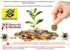 Foto relacionada com a empresa Agrochapada Consultoria e Assistência Técnica Rural