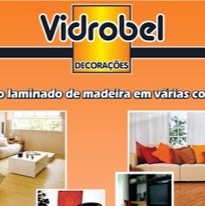 Foto relacionada com a empresa Vidrobel ® Vidraçaria e Decorações
