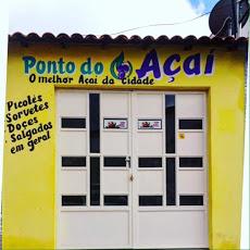 Foto relacionada com a empresa Ponto do Açai