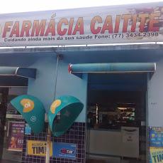 Foto relacionada com a empresa Farmácia Caitité