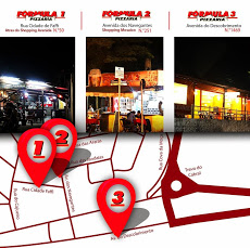 Foto relacionada com a empresa PIZZARIA FORMULA 1