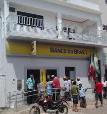 Foto relacionada com a empresa Banco do Brasil S/A-Ag Tanque Novo
