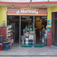 Foto relacionada com a empresa Mercadinho O Maricota