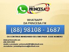 Foto relacionada com a empresa Rádio Princesa Fm 99.1