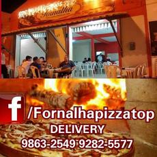 Foto relacionada com a empresa Pizzaria Fornalha