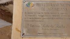 Foto relacionada com a empresa Patrimonio Publico Placa De Comemoração