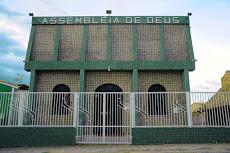 Foto relacionada com a empresa Assembleia de Deus Templo Central em Santa Quitéria-Ce