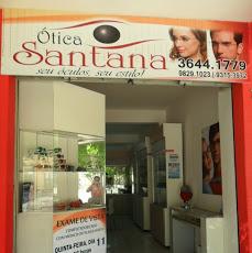 Foto relacionada com a empresa Ótica Santana