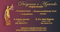 Foto relacionada com a empresa Diogenes & Azevedo Advogados Associados - Solonópole-Ce