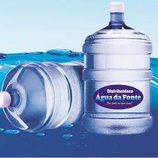 Foto relacionada com a empresa Distribuidora Água da Fonte