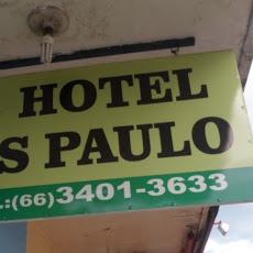 Foto relacionada com a empresa Hotel São Paulo