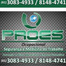 Foto relacionada com a empresa PROES OCUPACIONAL SEGURANÇA E MEDICINA, SEGURANÇA DO TRABALHO