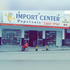Foto relacionada com a empresa Import Center e Papelaria