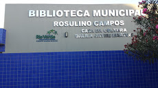 Foto relacionada com a empresa Biblioteca Pública Municipal Rosulino Campos