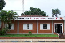 Foto relacionada com a empresa Rádio Aurora FM