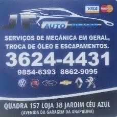 Foto relacionada com a empresa JF AUTO PEÇAS