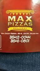 Foto relacionada com a empresa Max Pizzas Delivery