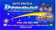 Foto relacionada com a empresa Autoescola Dominus