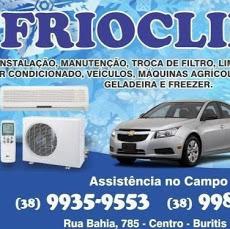 Foto relacionada com a empresa frioclima ar condicionado e refrigeração