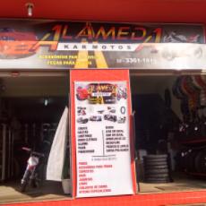 Foto relacionada com a empresa Alameda Kar Motos