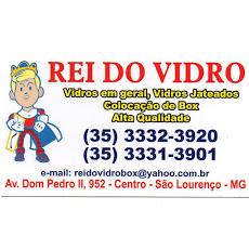 Foto relacionada com a empresa Vidraçaria Rei do Vidro