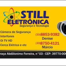 Foto relacionada com a empresa Still Eletrônica