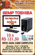 Foto relacionada com a empresa Central X da Informática