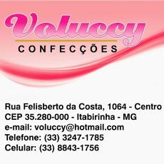 Foto relacionada com a empresa Voluccy Confecções