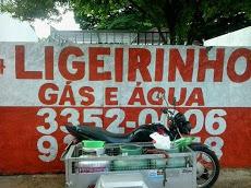 Foto relacionada com a empresa Ligeirinho Gas e Agua