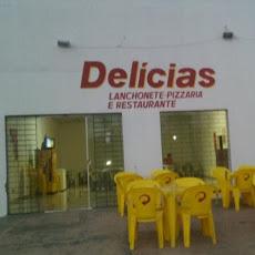 Foto relacionada com a empresa Delícias Lanches e Pizzaria