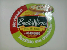 Foto relacionada com a empresa Bella Nina Pizza Pre Assada