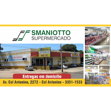 Foto relacionada com a empresa Supermercado Smaniotto