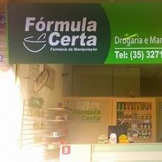 Foto relacionada com a empresa Farmácia Fórmula Certa