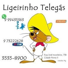 Foto relacionada com a empresa Ligeirinho Telegás