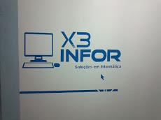 Foto relacionada com a empresa X3 Infor - Soluções em Informática