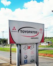 Foto relacionada com a empresa Toyopatos Imports/Rent a Car